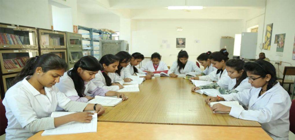 Shrinathji Pharmacy College Library